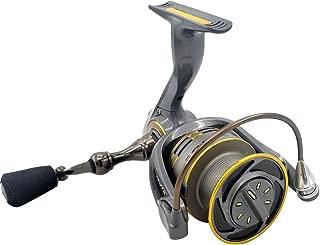DHWOP Carrete de Pesca Giratorio Ryobi Outdoor Spinning Wire Cup Body 6 Cojinete de Carbono Tipo 2000 Embarcaciones de Pesca