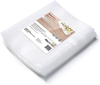 Bonsenkitchen Vacuümzakken voor levensmiddelen, 50 zakken, 20 x 30 cm, verpakkingsrollen voor vacuümmachines, voor levensm...