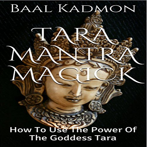 Tara Mantra Magick audiobook cover art