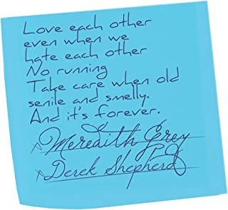 Best meredith and derek sticky note Reviews