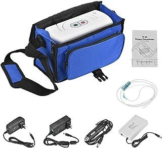 TTLIFE Portable Home Travel Car O2 Concentrator Machine 110V