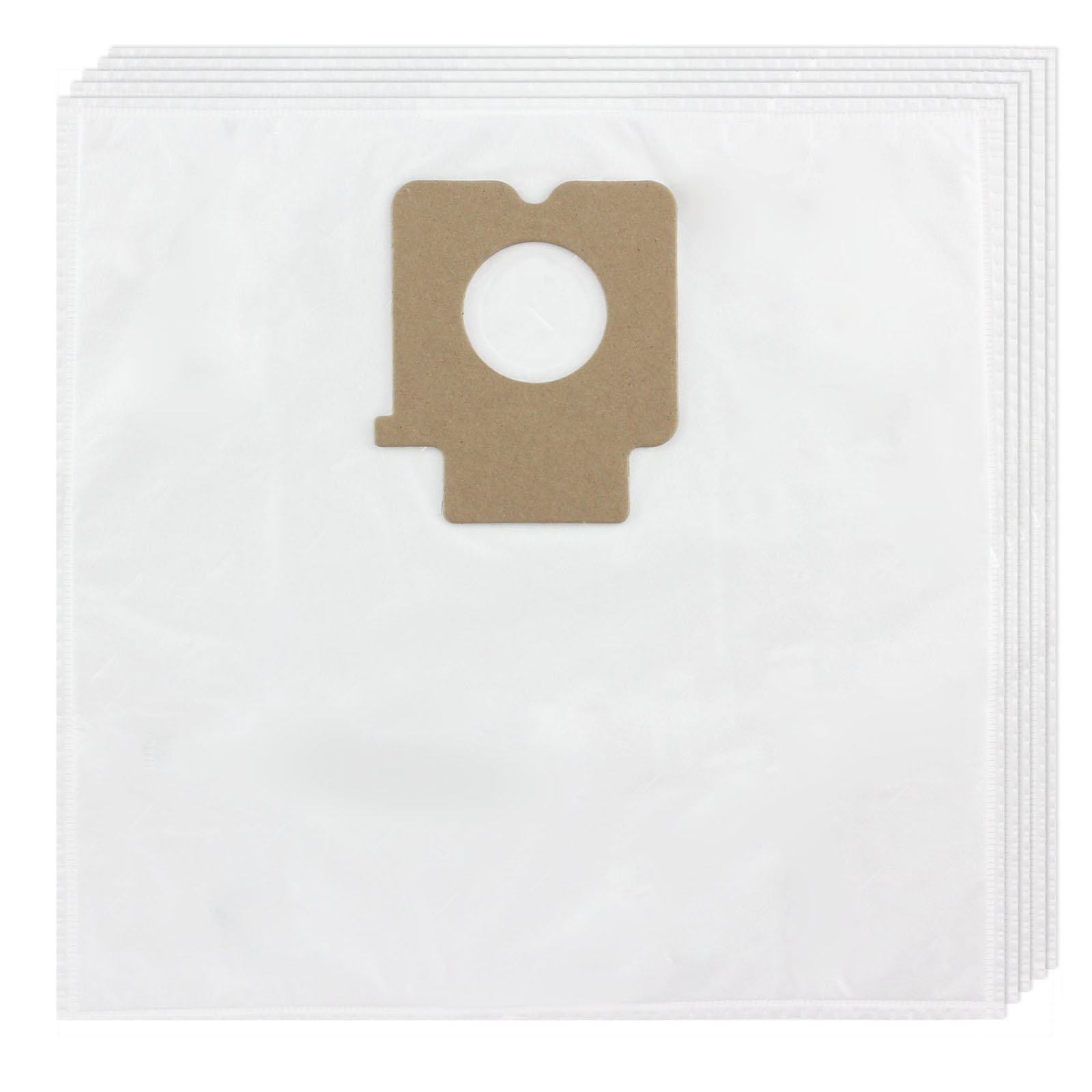 Spares2go gamuza de microfibra bolsas para Panasonic aspiradora ...