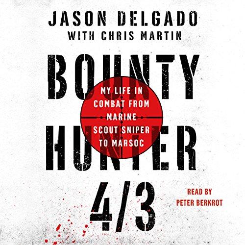 Bounty Hunter 4/3 cover art