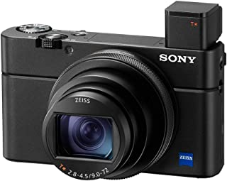 Sony DSCRX100M7.CEH Avancerad Kompakt Kamera, Svart