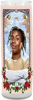 Suzanne Warren Crazy Eyes Orange is the New Black Prayer Candle