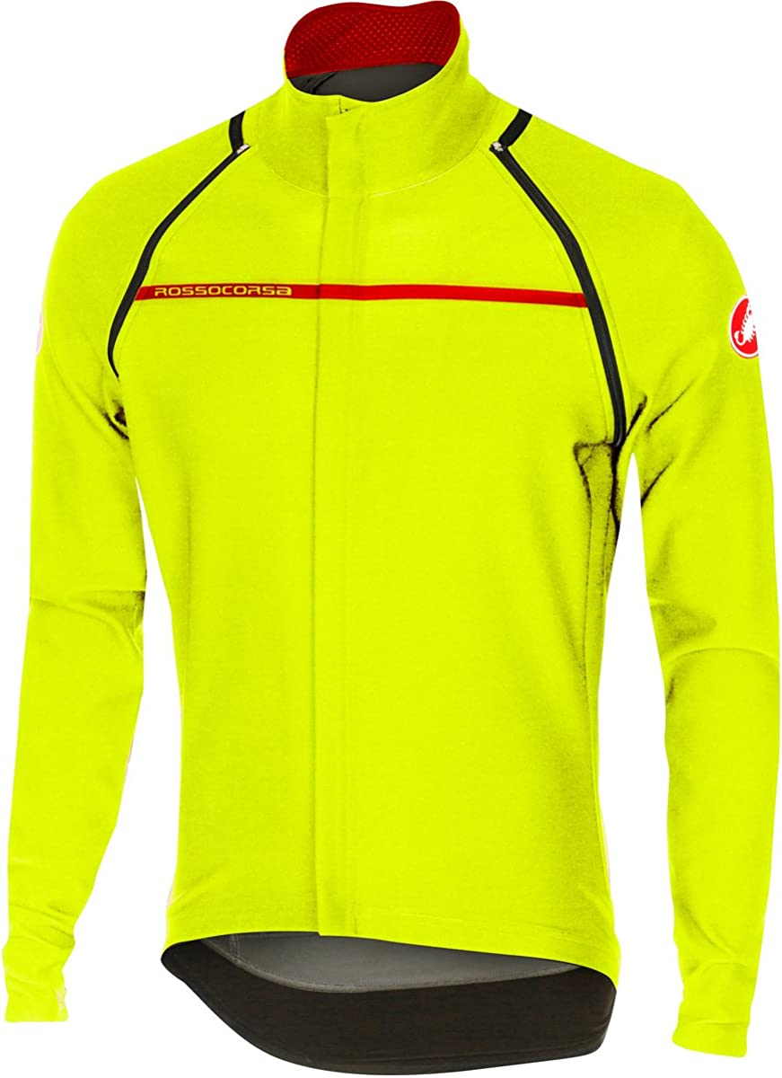 Castelli Mens Perfetto Convertible Cycling Jacket