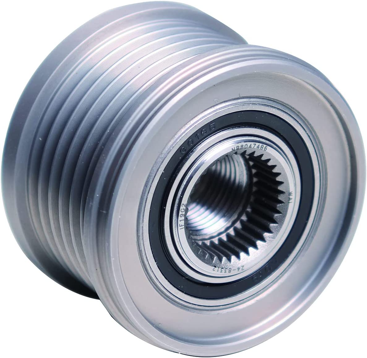 New Clutch Pulley Replacement Now free shipping for 6 5350 SH01-18-330 Mazda Dealing full price reduction 12-19