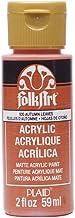 FolkArt Acrylic Paint, Autumn Leaves, 2 Ounce