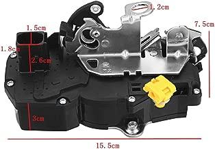 Best 2008 chevy equinox door lock actuator replacement Reviews