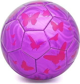 PP PICADOR Kids Soccer Ball, Sparkling Soccer Ball...