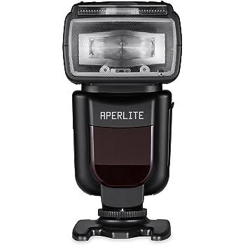 Aperlite Flash para Canon | Profesional DSLR Speedlite Flash para ...