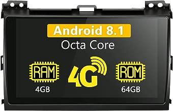 JOYING Car Stereo Android 8.1 4GB + 64GB 9