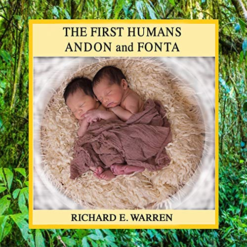 The First Humans: Andon and Fonta cover art