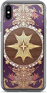 miguella FFXIV Astrologian Card Case Cover Compatible for iPhone (7/8)