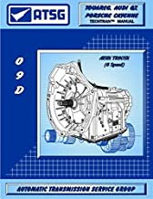 ATSG VW 09D / TR60SN Transmission Repair Manual (VW 09D Valve Body - TR60SN Valve Body - TR60SN Transmission - Best Repair Book Available!)