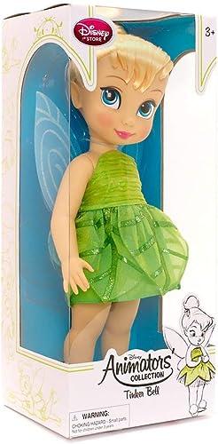 Disney poupée Clochette Tinkerbell 40cm animators Collectionneurs Doll