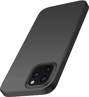 Capa Capinha Protetora Para Iphone 12 e 12 Pro Tela De 6.1 Polegadas Case Acrílica Fosca Ultra Fina, Luxuosa Premium Quali...