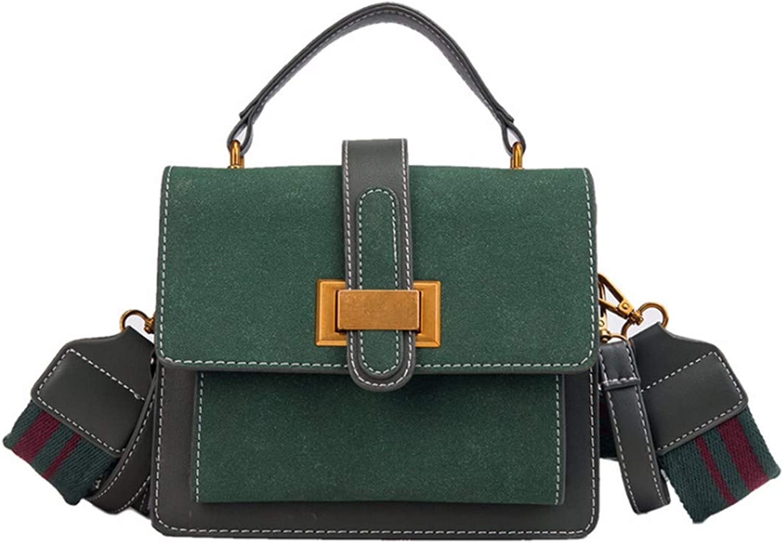 XUZISHAN Woherren Bag Bag Bag Metall Square Handtasche Pure Farbe Schleifen Leder Messenger Bag Fashion Simple Retro Crossbody Single Schultertasche B07MN2J8HP  Erste Qualität a75260