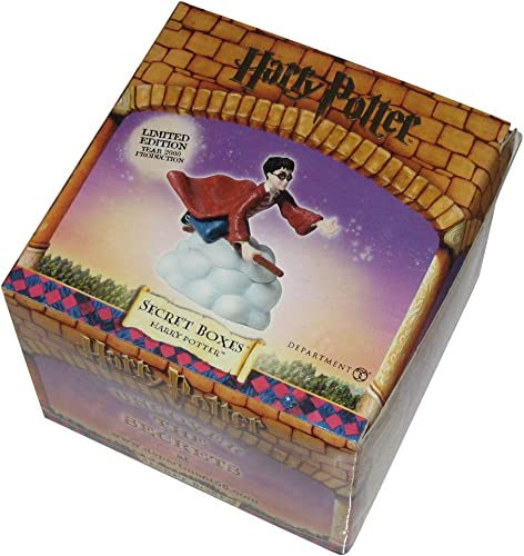 compras de moda online Harry Potter Secret Secret Secret Box  ahorra hasta un 30-50% de descuento