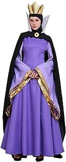 CosplayDiy Women's Costume Dress for Snow White Evil Queen