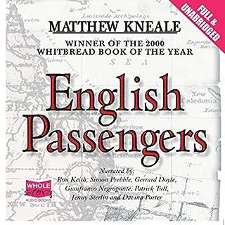 English Passengers cover art