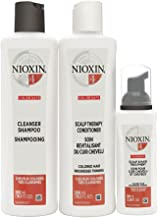 Nioxin Hair Care System 4 Kit for Colored Hair with Progressed Thinning