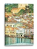 Printed Paintings Leinwand (60x80cm): Gustav Klimt -