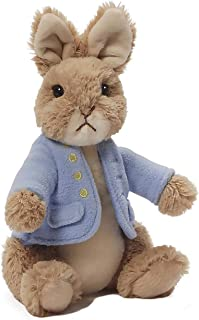 GUND Classic Beatrix Potter Peter Rabbit Stuffed Animal Plush, 9