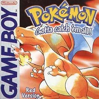 Pokemon - Red Version [Game Boy] [Producto Importado]