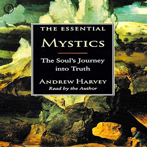 The Essential Mystics audiobook cover art