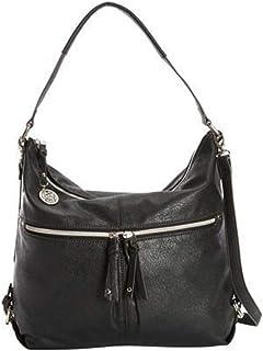 ريليك حقيبة للنساء-اسود - حقائب يد كبيرة بحمالة