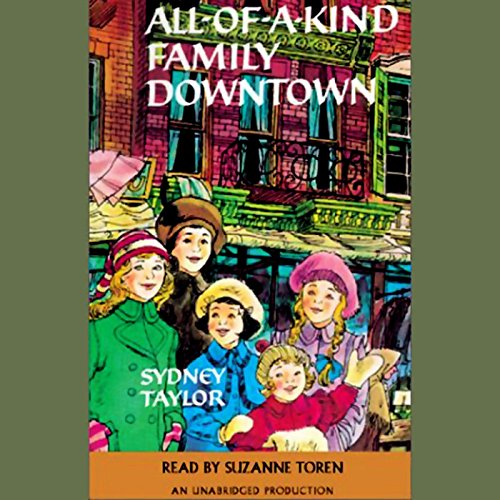All-of-a-Kind Family Downtown  audiobook cover art