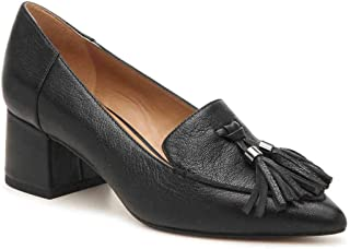 Womens Crane Fabric Pointed Toe Classic Pumps, Black,...