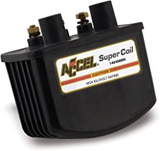 ACCEL (ACC 140408BK) Single Fire Black Super Coil