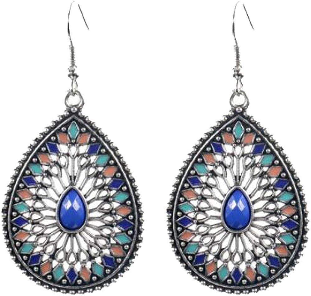Festival fashion Retro jewellery Statement earrings Statement dangles Retro inspired. Boho earrings Groovy rattan earrings