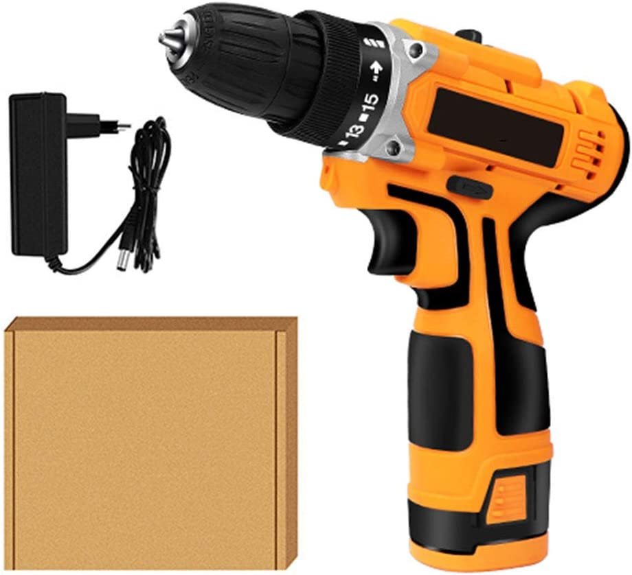 16.8V Electric Drill Genuine Free Shipping with 2021 spring and summer new Lithium Rechargeable Battery