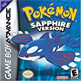 Pokemon Sapphire Version - Game Boy Advance