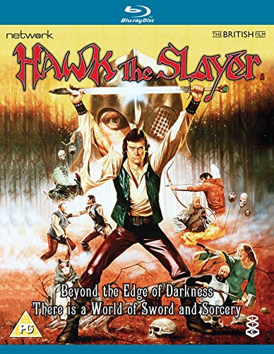 Hawk The Slayer [Blu-ray] [UK Import]