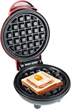 صانع الوفل غير جهازي , آلة صنع في الولايات المتحدة الأمريكية - وعاء الفطائر المثالي 2غداء الإفطار أو الوجبات الخفيفة