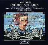 Orff: Die Bernauerin (Gesamtaufnahme, 2. Fassung)