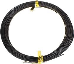 Creacraft Beading Wire azul real Alambre de aluminio 5 m, di/ámetro de 2 mm 3 mm aluminio