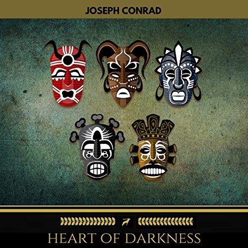 Heart of Darkness (Golden Deer Classics) audiobook cover art