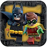 Amscan International DC Comics Lego Batman Papierteller, 18 cm