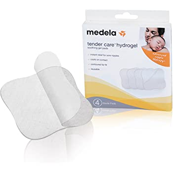 Medela 87123 - Tender Care, 4 Parches de Hidrogel