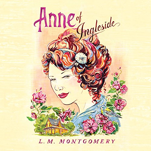 Anne of Ingleside audiobook cover art