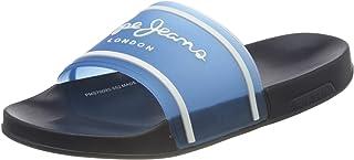 Pepe Jeans Slider Translucent 0.2, Sandali. Uomo