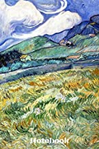 """Notebook Van Gogh: Vincent Van Gogh Notebook Journal To Write In 6x9"""" 100 Lined Pages -  Harvest In Provence - Cool Artist Gifts"""