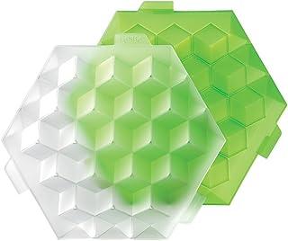 LeKue 乐葵 蜂巢冰格绿色