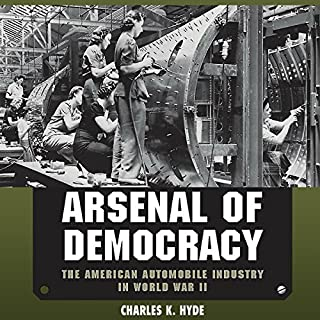 Arsenal of Democracy cover art