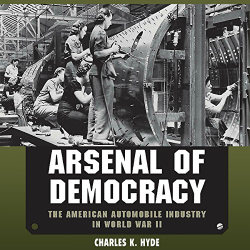 Arsenal of Democracy  By  cover art